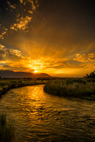 Owens River, California